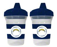 San Diego Chargers Sippy Cup 2-Pack... my husband will want these lol