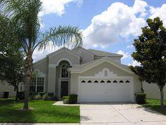 Barrington ll floor plan 2176 sqft 5 bedroom 3 bath Pool home Located in Windsor Palms resort community, this home has 5 Bedrooms, 3.5 Baths and comes sleeping accomodations of 1 king, 2 queen, 1 full...