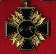 German Order--2nd Class Neck Order - Wehrmacht-Awards.com Militaria Forums