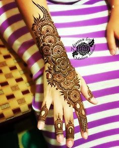 Tomorrow is often the busiest day of the week✨💫 _________________________ 📱For henna appointments in DUBAI call or whatsapp Khafif Mehndi Design, Mehndi Designs For Girls, Mehndi Design Pictures, Wedding Mehndi Designs, Unique Mehndi Designs, Latest Mehndi Designs, Mehndi Images, Dubai Mehendi Designs, Rangoli Designs