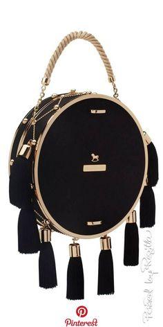 Ulyana Sergeenko 042315 (minus the tassels) Fashion Handbags, Purses And Handbags, Fashion Bags, Girl Fashion, Hermes, Sacs Design, Shopper, Cute Bags, Luxury Bags
