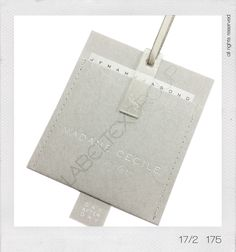 Superior Collection 17-2 #labeltexgroup #luxury #hangtag