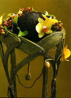 floral art ..Yoko Takahashi