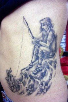 japanese fisherman tattoo - Google Search