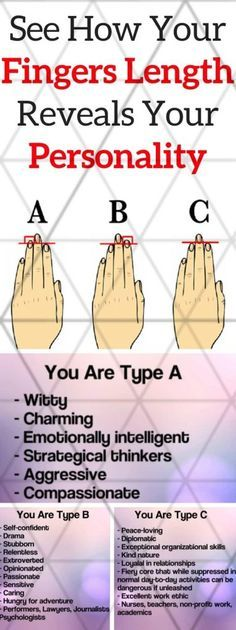 See How Your Fingers Length Reveals Your Personality! - Care - Skin care , beauty ideas and skin care tips Wellness Fitness, Health And Fitness Tips, Health And Beauty Tips, Health Advice, Fitness Diet, Side Fat Workout, Hip Workout, Home Beauty Tips, Beauty Ideas