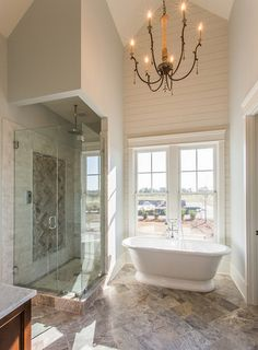 Shiplap Bath Nook. Shiplap Bath Nook. Shiplap Bath Nook painted in a creamy white paont color. Shiplap Bath Nook #ShiplapBathNook #ShiplapBathNookIdeas #ShiplapNook #BathNook JacksonBuilt Custom Homes