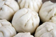 Vietnamese steamed buns are nothing like Chinese or Korean steamed buns. They're sweet and savory and not always available in restaurants.