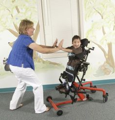 Articles on the benefits of using standing frames with special needs kids in school.  Written by pediatric physical therapists.
