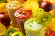 Drinking smoothies is a great way to curb your appetite between meals. These smoothie recipes will help you to lose weight, supply nutrients, and boost your energy.