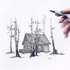 Illustration by Wildwither (Josefine Svärd)
