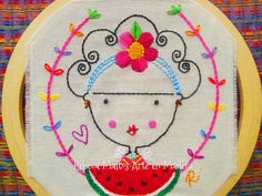 Embroidery Hoop Art, Cross Stitch Embroidery, Embroidery Patterns, Crochet Doll Dress, Sewing For Beginners, Embroidery Techniques, Blackwork, Sewing Crafts, Needlework
