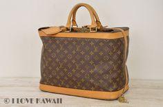 Louis Vuitton Monogram Cruiser Bag 40 Travel Bag Suitcase M41139