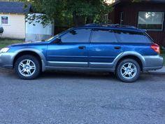 2007 Subaru Legacy Outback