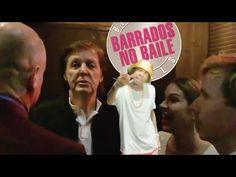 Paul McCartney é barrado em Festa de Tyga depois do Grammy... Quem é Tyga? Noticias bizarras. - #JUSTFUNSHOW vlog, videos engraçados, noticias bizarras, curiosidades, diario, pt-br, pt, br