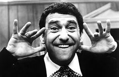 "Soupy Sales doing ""The Mouse""... don't ask why I even remember that!"