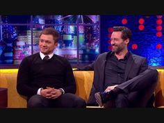 'The Jonathan Ross Show' (S10E11) -  Luke Evans, Hugh Jackman, Taron Egerton, Shazia Mirza and Primal Scream.