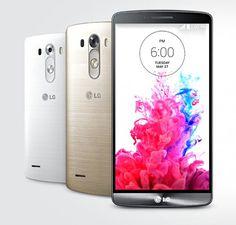 Spesifikasi Wah Dan Harga Handphone Terbaru LG G3