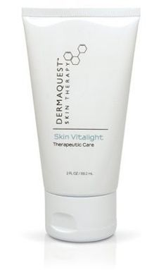 Dermaquest Skin VitaLight - 2oz. by Dermaquest. Save 21 Off!. $49.99. Dermaquest Skin Vitalight. This lotion evens skin coloring and inhibits pigmentation with a melanin suppressing peptide and a powerful combination of lightening herbal extracts. The also protects skin cells by including potent antioxidants to scavenge free radicals....