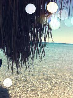 cesme alacati izmir turkey  beach agean sea  bokeh