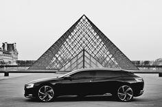 Am Numéro 9: Citroën's DS Concept