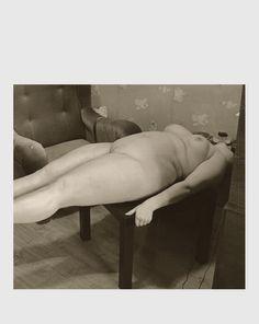 Paul Kooiker, 'N01, Nude Animal Cigar 2014 ,' 2014, Christophe Guye