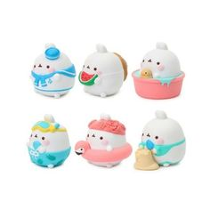 Suitable for AGE 8 years or older. Polymer Clay Crafts, Diy Clay, Doll Toys, Dolls, Pig Illustration, Molang, Cute Clay, Cute Toys, Sculpture Clay