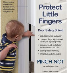 1000 Images About Pinch Not Door Safety Products On