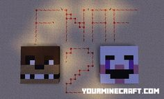 About Five Nights at Freddy's 2 Resource Pack That's right, it's Five Nights at Freddy's 2 in Minecraft! All things in the texture pack: Diamond armor is dismantled Freddy Fazbear Iron armor is dismantled Bonnie Gold armor is dismantled Chica Chain armor is Dismantled Foxy Leather armor is kind of like Golden Freddy, but you can make him in any color! Golden sword is Freddy's microphone Pumpkin is Freddy Fazbear mask Armor stand is endoskeleton Creeper is Toy Chica Zombie is Toy Bonnie ...