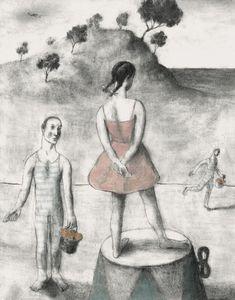 """Entrevistamos a Pablo Auladell - Illustration sobre """"La Feria Abandonada"""", editado por BARBARA FIORE EDITORA. http://www.unperiodistaenelbolsillo.com/pablo-auladell-es-el-libro-que-surge-quiza-por-la-conviccion-de-estar-asistiendo-al-desmoronamiento-de-un-mundo-a-la-desaparicion-de-muchas-cosas-que-siempre-considere-a-salvo/"""