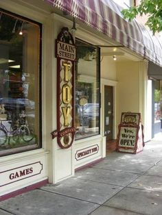 Main Street Toys