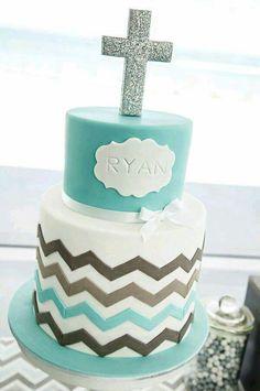 Boy baptism Cake                                                                                                                                                     More