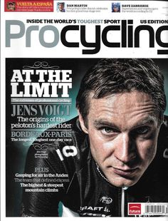 Pro Cycling bike magazine Jens Voigt Dan Martin Dave Zabriskie Mountain climbs