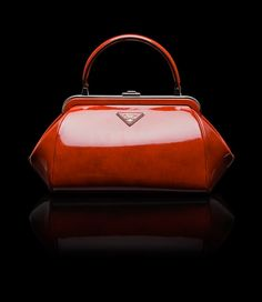 Prada.  Awesome color and love the shine