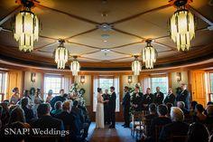 A Ceremony here, but a great location for a wedding | Luxury wedding venue | Newport RI | Panaramic Ocean views | Watch Hill | Victorian Inspired | Plush Interiors | #oceanhouse #sayleslivingston #winterwedding #newportwedding #bhldn