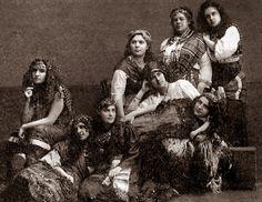 Roma Gypsy Women