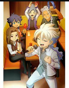 inazuma eleven go chrono stone episode 1 pinoy anime