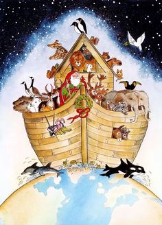 Christmas on the Ark