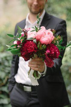bridal bouquet #enchantment floral #peonies #bride #bridal #weddingflowers #bouquet
