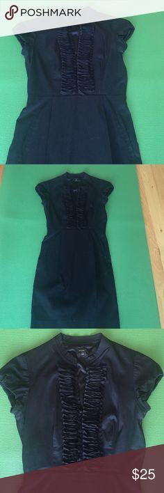 Ann Taylor Dress Lined cotton polyester Ann Taylor Dresses Midi
