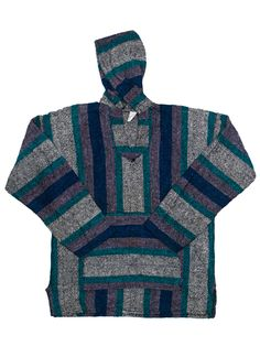 Vintage Hooded Summer Poncho | Vintage Sweatshirts | Vintage's Men | American Apparel