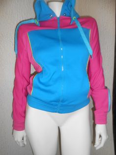 Womens Adidas 3 striped jacket. Available at http://stores.ebay.com/lovelyapparel