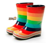 Molo Rainbow Wellies