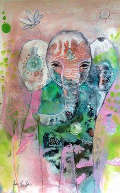 Tracy Verdugo - ♡♡ her elephants!!