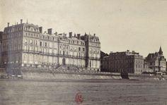 1875-1885 - Trouville. Les Roches-Noires