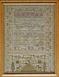 Sampler, 1742