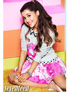 Exclusive Ariana Grande quotes and pics!