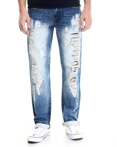 Find Kansas Rip  amp  Repair Vintage denim Jeans Men s Jeans  amp  Pants  from Winchester 63cb1801ca