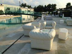 Riviera Golf Resort e Divani Gonfiabili