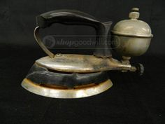 shopgoodwill.com: Antique Clothes Iron