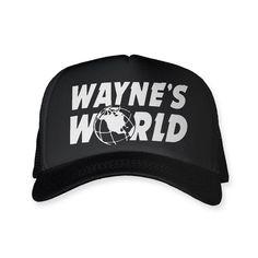 Waynes World Hat